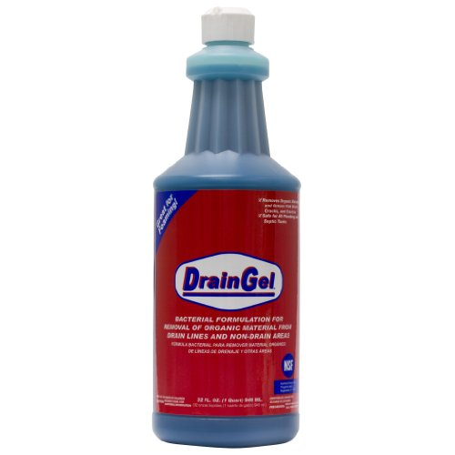 AMERICAN BIO Drain Gel - 1 Quart (Kill Drain Fly, Fruit Fly Control) ()