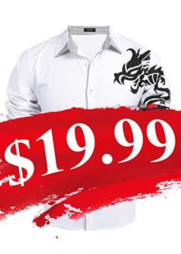 Buy dragon dress shirt