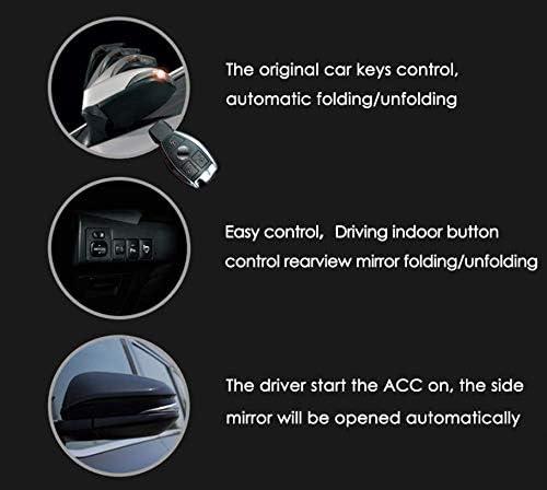 FTC M/ódulo de Cierre autom/ático de Ventana y Espejo Plegable para Mustang GT 2015-19