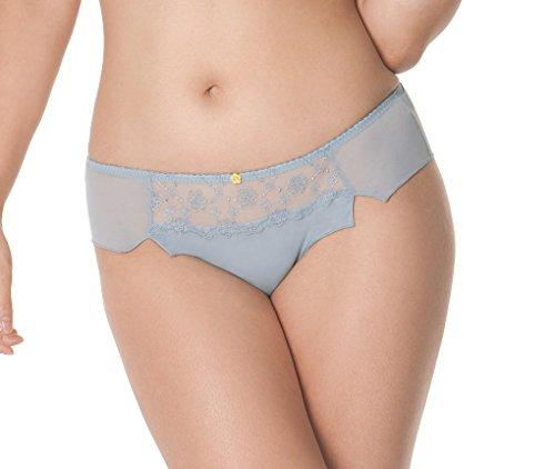 Curvy Kate Florence CK8003 Powder Blue Shorts