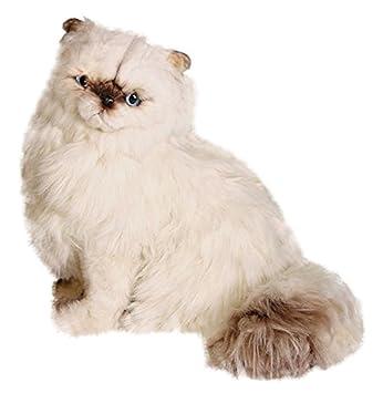 Piutrè 2431 40 cm Sentado Gato Persa del Himalaya Studio Modelo: Amazon.es: Juguetes y juegos