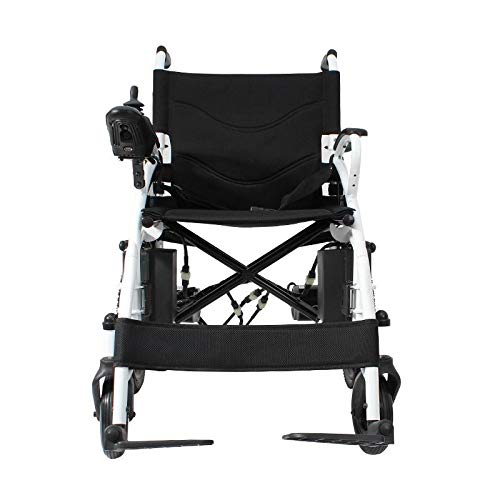 Amazon.com: 2019 New Electric Wheelchairs FDA Approved Transport Friendly Lightweight Folding Electric Wheelchair for Adults (Black): Health & Personal Care