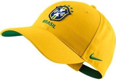 Amazon.com  Nike Brasil Core Cap  Sports   Outdoors 1d8e067b160