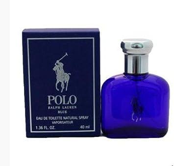 empori Ralph Lauren Polo Blue Man EDT Spray 75 ml: Amazon.es ...