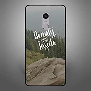 Xiaomi Redmi Note 4 Beauty comes from inside