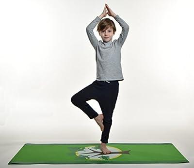 The Little Yoga Mat - TREE