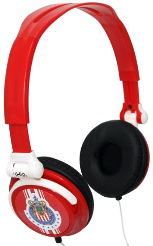 ihip-mxf02ch-mexican-futbol-logo-printed-headphones-chivas-red-white