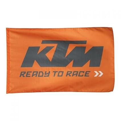 premium selection 4062b 8ae49 KTM FLAG READY TO RACE 3PW1771500