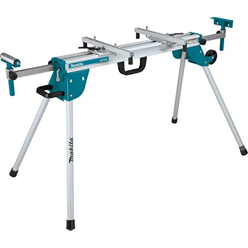 Makita WST06 Compact Folding Miter Saw Stand (Makita Bracket)