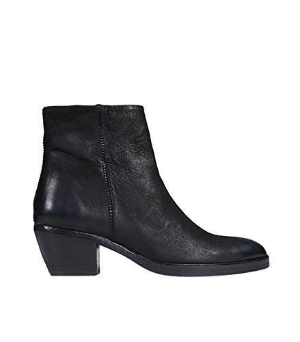 THE LAST CONSPIRACY Damen Stiefelette Rochelle in Schwarz 001 Black