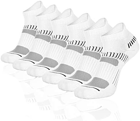 Cooplus Athletic Cushioned Breathable Support 6Pairs product image