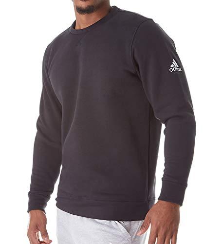 adidas Climawarm Fleece Crew Top XXXL Black-White ()