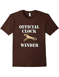 Official Clock Winder T-Shirt