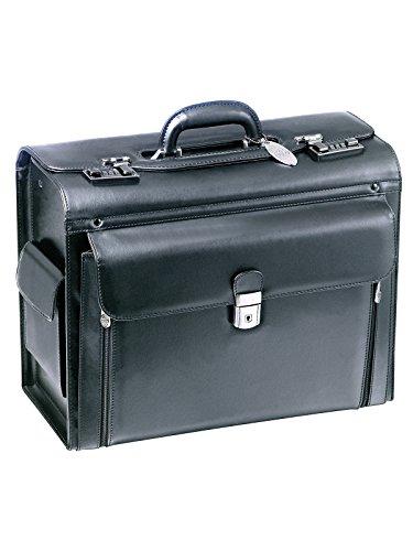 Mancini Leather Goods Inc Simulated Leather Catalog Case 16.5