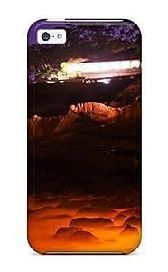 Perfect Fit Fiery Water Case For Iphone - 5c 8658140K29082371 WANGJING JINDA
