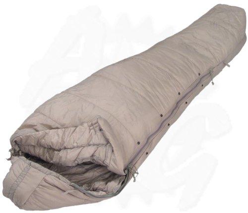 Urban Grey Intermediate Sleeping Bag – ACU – Part of 5 Piece Military Modular Sleep System