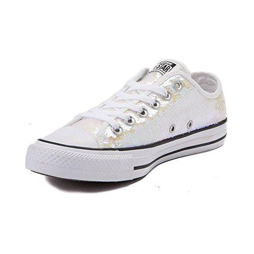 Converse As Hi Can Optic. Wht, Zapatillas unisex White/Black/White 9512