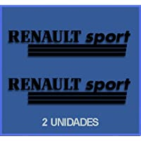 Ecoshirt, J7-B8NQ-QASU, Pegatinas Renault Dr03 Vinilo Adesivi Decal