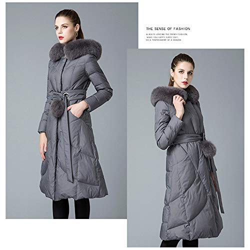 D'hiver Matelassé Femmes Fashion Veste Compressible55 Hiver Manteau Gray amp;w Femme Légère Ultra Doudoune Y Dame wIq0tSa