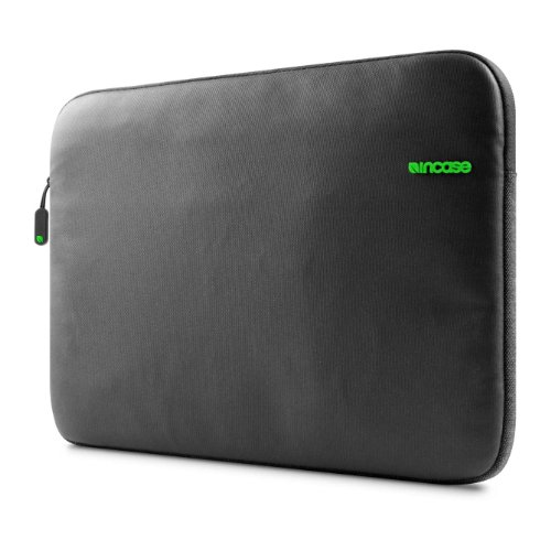 Incase Designs City Sleeve for MacBook Pro 13-Inch, Black (CL60416)