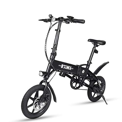 CampHiking Electric Bikes Bicycle For Adults - 240W,Foldable,Speed Up to...