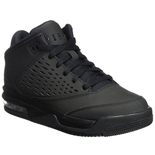 Jordan Kids Flight Origin 4 (GS) Black Black Size 3.5 by Jordan