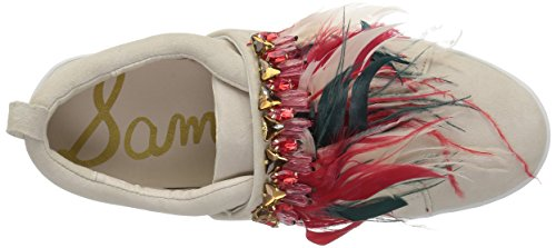 Sam Edelman Femmes Lelani Sneaker Lumière Naturelle