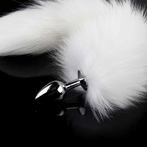 79b5b7734 AKStore Wild Small Stainless Steel Fox s Tail s Anal Butt - Import It All