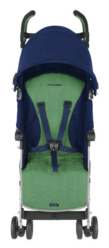 Maclaren Quest Stroller, Medieval Blue Jelly Bean