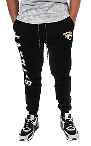 (ICER Brands Adult Men Jogger Pants Active Basic Fleece Sweatpants, Team Color, X-Large)