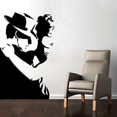 Tango Dance Wall Sticker Home Decor Vinilo extraíble Murales de ...