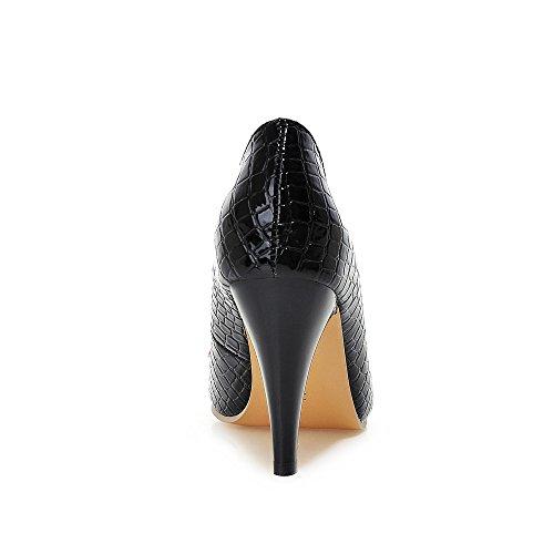 Fashion Heel - Zapatos de Tacón mujer negro