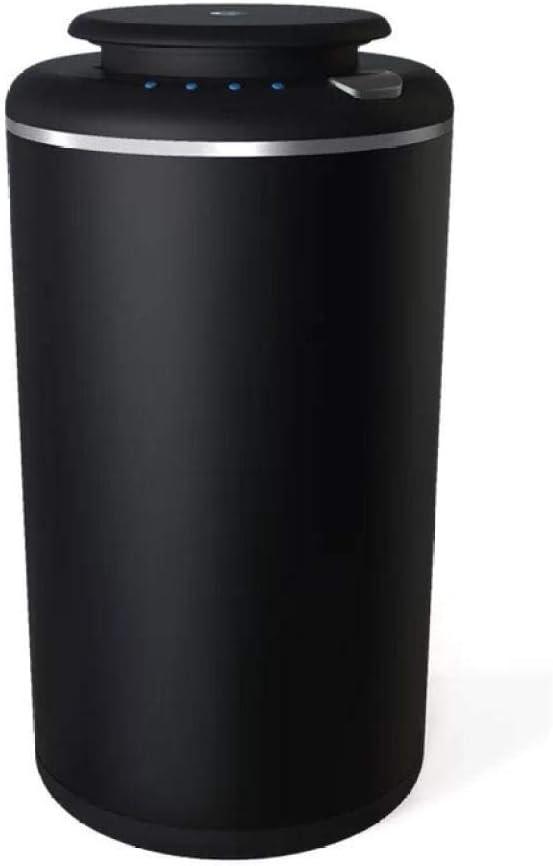 Dispensador automático de aerosol para el hogar difusor aromático desodorización interior del automóvil máquina de aromaterapia inteligente de fragancia automática-Negro