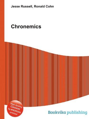 Chronemics Amazon Co Uk Jesse Russell Ronald Cohn Books Monochronic culture vs polychronic culture; amazon co uk