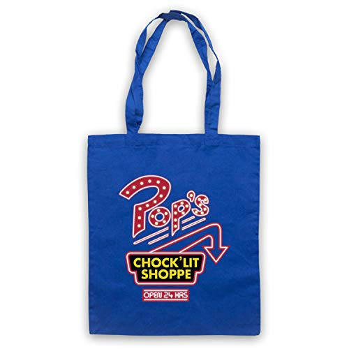 Shoppe Bleu Par Pop's Officieux D'emballage Chock'lit Inspired Sac Inspire Riverdale Apparel vxqYpYZ