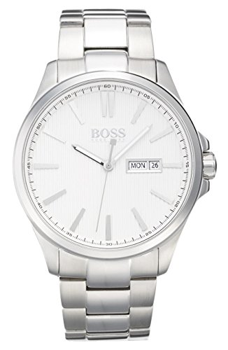 Hugo Boss The James 1513482 Silver Men's Quartz Watch
