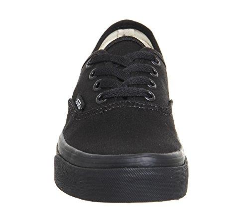 Vans Unisex Autentico Classico Sneakers (14,5 B (m) Us Women / 13 D (m) Us Men, Nero / Nero)