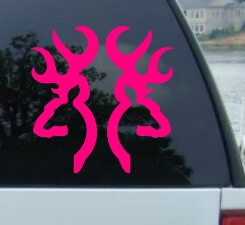 BROWNING Buckmark DEER VINYL DECAL/STICKER 6
