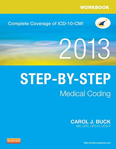 Workbook for Step-by-Step Medical Coding, 2013 Edition - E-Book - http://medicalbooks.filipinodoctors.org