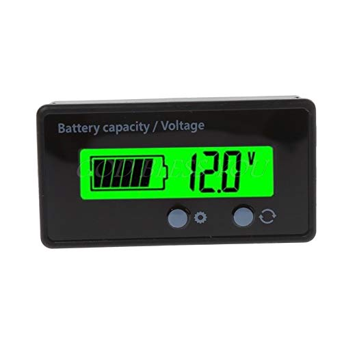 - Lm3914-8 70v Lcd Acid Lead Lithium Battery Capacity Indicator Voltmeter Voltage Tester - Rechargeable Ab201 Cell Button Every Alternator Under Switch Strips Digital Shack Li-ion Printer Ho