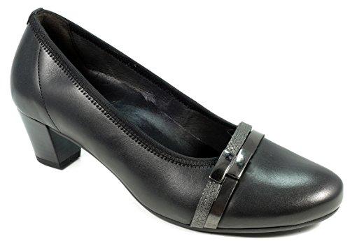 Gabor 56.181.57 - Zapatos de vestir para mujer negro