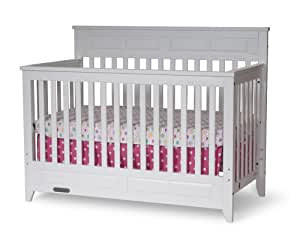 Child craft logan lifetime 4 in 1 convertible for Child craft crib reviews