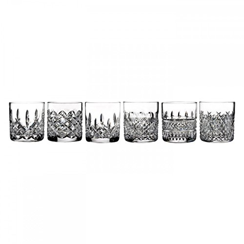 (Waterford Heritage Straight Sided Tumbler, Set of 6)