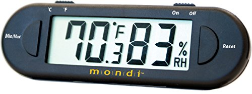 Mondi MONDIE100 Mini Greenhouse Thermo-Hygrometer