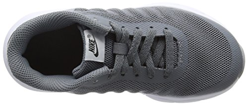 Nike Air Max Invigor (PS), Zapatillas de Running Para Niños Gris (Cool Greywolf Greyanthracitewhite)