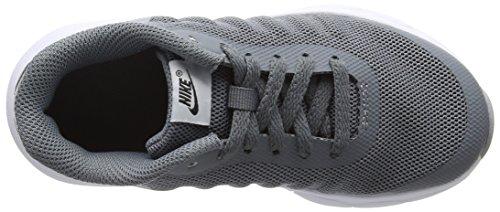 Nike Jungen Air Max Invigor (PS) Laufschuhe Grau (Cool Greywolf Greyanthracitewhite)