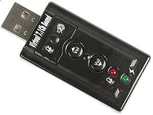 محول صوت خارجي USB بقناة 7.1