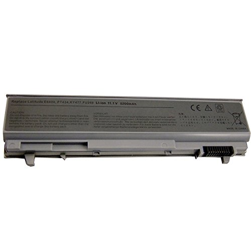 Azure Power Tech Laptop Battery for Dell Latitude E6400 E6410 E6500 E6510 PT434 KY265 MP303 W1193 by Azure Power Tech (Image #2)