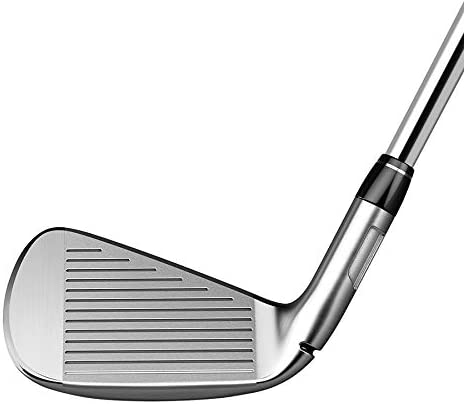 TaylorMade Golf M5アイアン8本セット (男性用、右利き、シャフト: True Temper XP100、フレックス: S、セット内容: 4I,5I,6I,7I,8I,9I,PW,SW) N6886009 141[並行輸入]