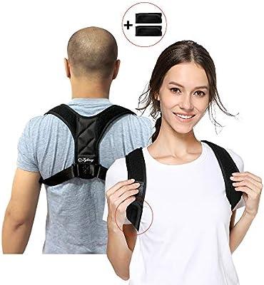 Corrector de Postura Espalda y Hombros para Mujer Hombre Niños ...